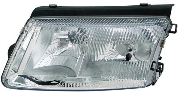 H1 / H7 Scheinwerfer links TYC für VW Passat (3B2/3B5) 3B 96-00