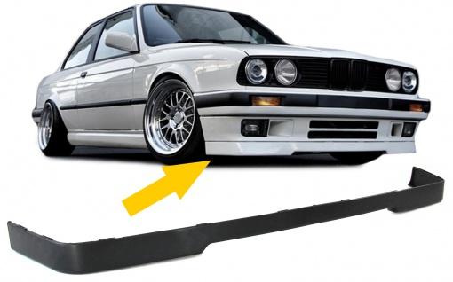 Front Spoiler Lippe Unterbauspoiler für Stoßstange für BMW 3ER E30 82-94