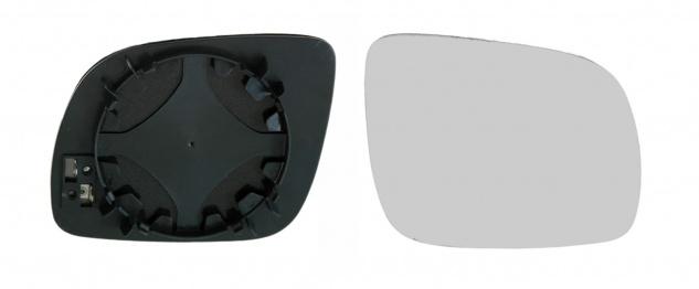 Spiegelglas beheizbar rechts für VW Lupo 98-05