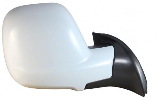 Außenspiegel elektrisch rechts für Peugeot Partner 12-
