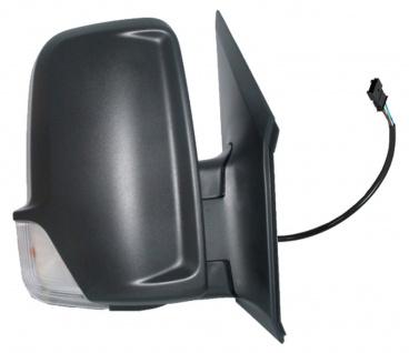 Außenspiegel elektrisch rechts für MERCEDES Sprinter 906 09-