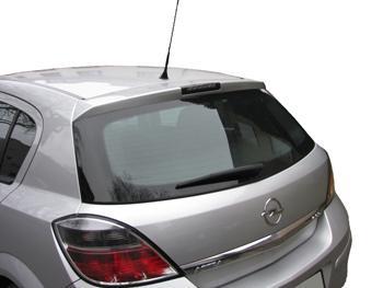 3. Bremsleuchte Abdeckung Blende Klarglas Kristall für Opel Astra H 5 Türer - Vorschau 3