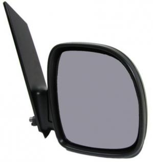 Außenspiegel Spiegel elek + beh rechts für Mercedes Vito W639 ab 03 - Vorschau 2