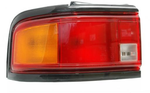 RÜCKLEUCHTE / HECKLEUCHTE LINKS TYC FÜR MAZDA 323 IV Limousine BG 89-91