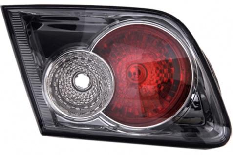 Rückleuchte Heckleuchte innen chrom links TYC für Mazda 6 Limousine Fließheck