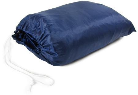 Ganzgarage Abdeckung Soft Garage Schutz Cover für Smart 450 451 - Vorschau 3