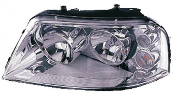 H7 H1 Scheinwerfer links für VW Sharan ab 2000
