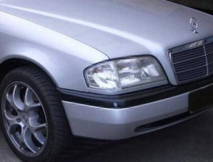 Weiße Blinker - Paar für Mercedes C Klasse W202
