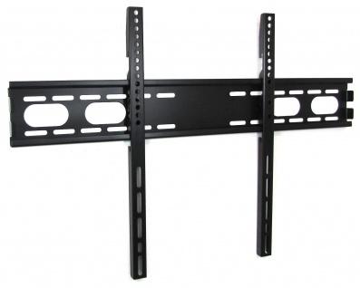 TV Wandhalterung 42-70 Zoll VESA MAX 750x500 für LCD LED Plasma Flachbildschirme - Vorschau 1