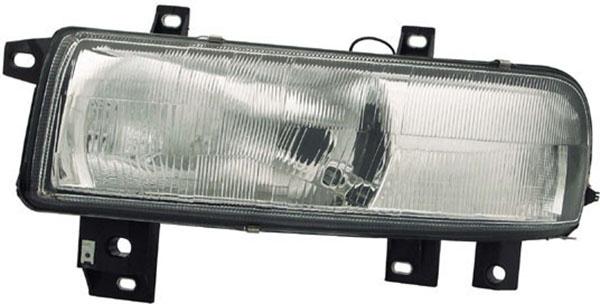 H4 Scheinwerfer links TYC für Renault Master II 98-03