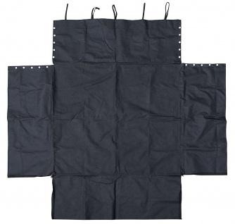 Kofferraum Schutz Matte Wanne Ladeschutz flexibel Größe XXL 105x97x37cm