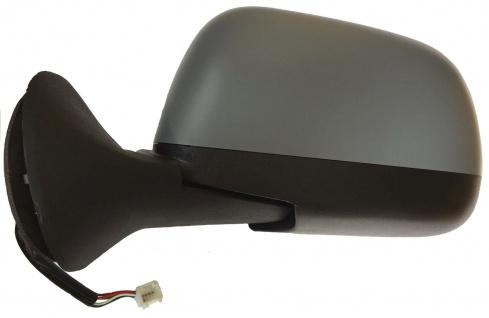 Außenspiegel elektrisch links für Dacia Duster 10-12