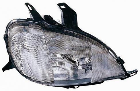 H7 H1 H3 Scheinwerfer rechts für Mercedes ML W163 Bj.98-01