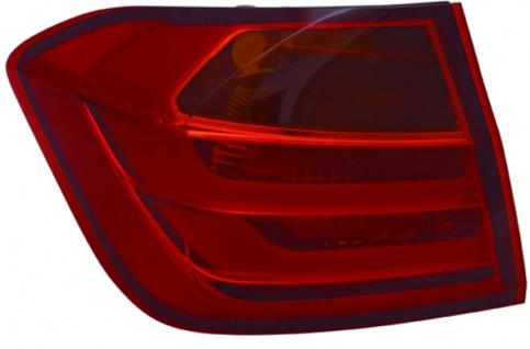 LED RÜCKLEUCHTE / HECKLEUCHTE AUSSEN LINKS TYC FÜR BMW 3ER Limousine F30 11-