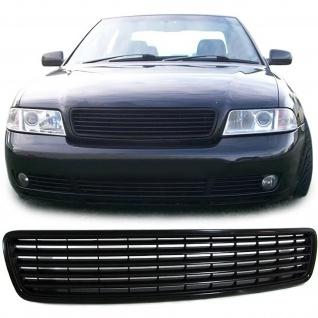 Grill Kühlergrill ohne Emblem für Audi A4 B5 94-00