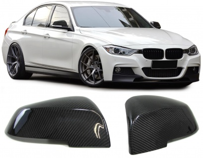 Carbon Spiegelkappen für BMW 3ER F30 F31 F34 F35 4er F32 F33 F36 1ER F20