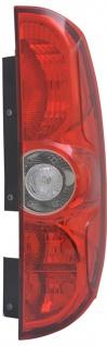 Rückleuchte / Heckleuchte rechts TYC für FIAT Doblo 10-