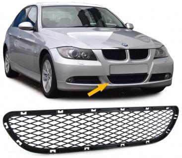 Stoßstangengitter Lüftungsgitter für BMW 3ER E90 E91 05-08