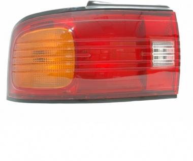 Rückleuchte / Heckleuchte links TYC für Mazda 323 IV Limousine BG 91-94