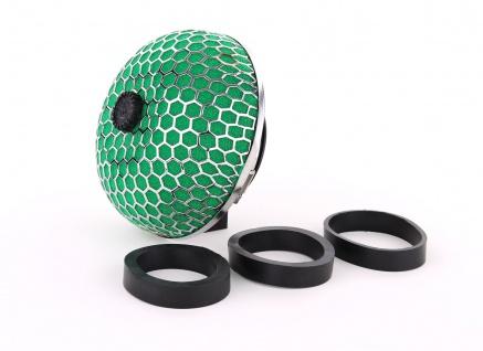 Universal Sport Luftfilter High Flow grün für Alle
