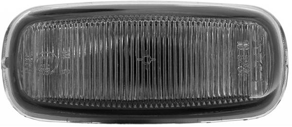 Seitenblinker schwarz smoke re=li TYC für Audi TT 8N 98-06