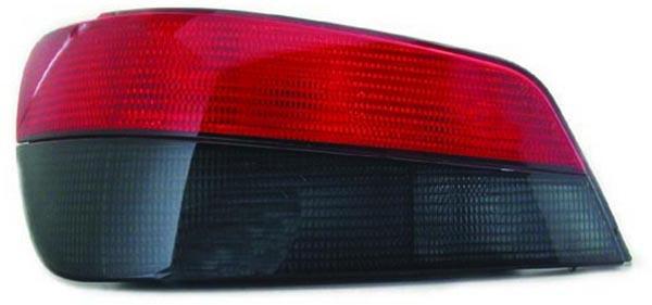 Rückleuchte / Heckleuchte links TYC für Peugeot 306 93-02