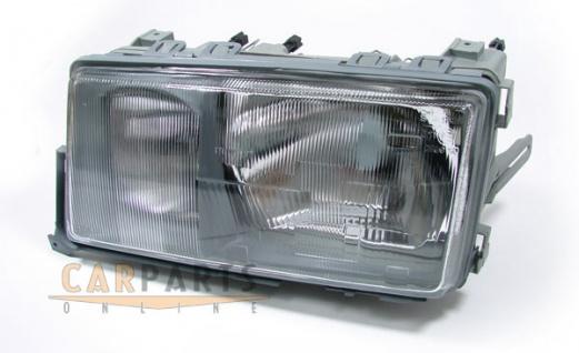 Scheinwerfer H3 H4 links für Mercedes 190 W201 82-93