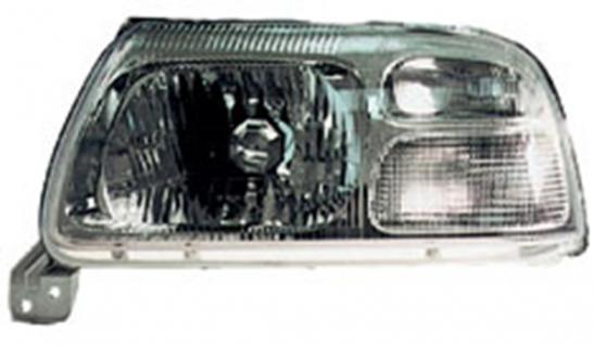 H4 Scheinwerfer links TYC für Suzuki Grand Vitara 98-05 - Vorschau 2