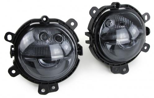 Nebelscheinwerfer schwarz smoke für Mini One Cooper F54 F55 F56 F57 ab 13