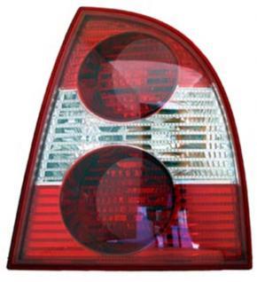 Rückleuchte / Heckleuchte rechts TYC für VW Passat Limousine 3BG 00-05 - Vorschau 2