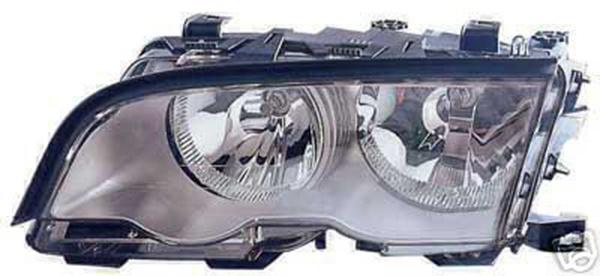 Scheinwerfer H7 H7 links für BMW 3ER E46 Limousine Touring 98-01