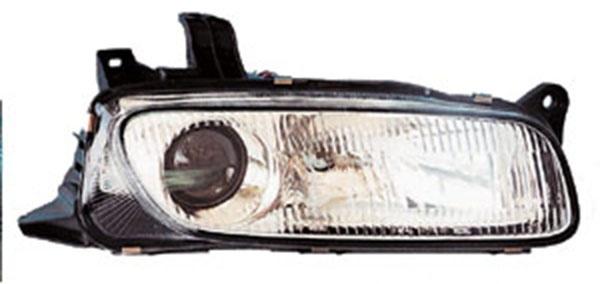 H1 / H1 Scheinwerfer links TYC für Mazda 323F BA 94-98