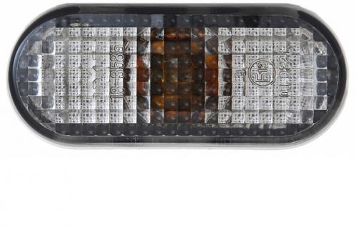 Seitenblinker schwarz smoke re=li TYC für VW Polo 6N 94-99