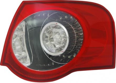 LED RÜCKLEUCHTE / HECKLEUCHTE RECHTS TYC FÜR VW Passat (3C2/3C5) 3C5 05-