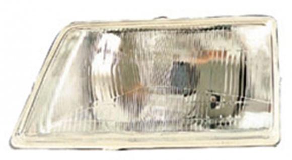 H4 Scheinwerfer links TYC für Peugeot 205 I 83-87