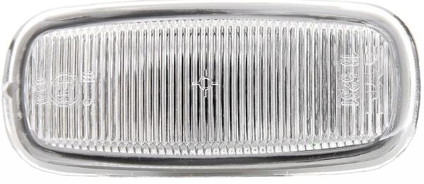 Seitenblinker weiß re=li TYC für Audi TT 8N 98-06