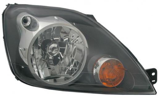 H4 Scheinwerfer rechts TYC für Ford Fiesta V 05-07