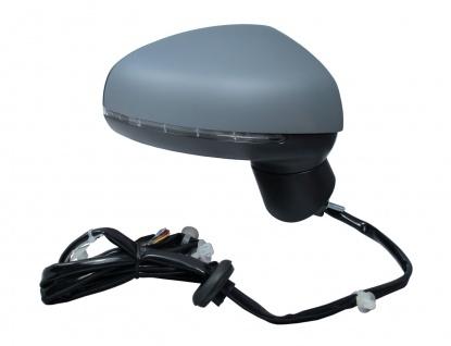 Außenspiegel elektrisch rechts für AUDI A1 8X 10-