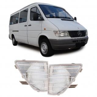 Blinker weiß Paar für Mercedes Sprinter 95-00