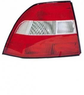 Rückleuchte / Heckleuchte links TYC für Opel Vectra B Limousine Fließheck 95-99