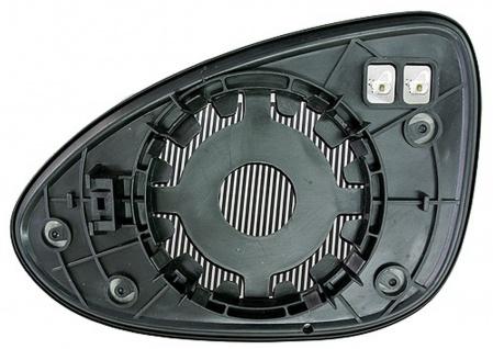 Spiegelglas beheizbar rechts für Chevrolet Aveo 11-
