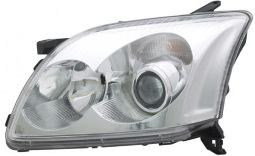 H1 H7 Scheinwerfer chrom links TYC für Ford Focus C Max 03-07