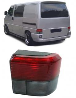 Rückleuchte rot grau rechts für VW Bus T4