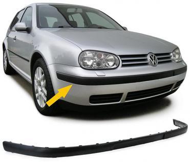 Stoßleiste Zierleiste für Front Stoßstange vorne für VW Golf 4 97-03 - Vorschau 2