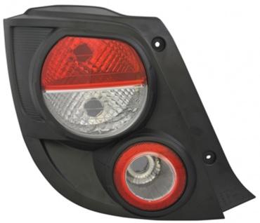 Rückleuchte / Heckleuchte links TYC für Chevrolet Aveo 11-