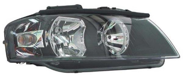 H7 / H7 Scheinwerfer rechts TYC für Audi A3 8P 03-08
