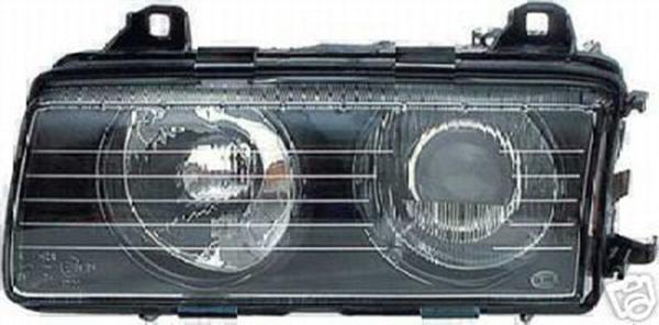 H1 H1 Scheinwerfer links für BMW 3ER E36 bis 94