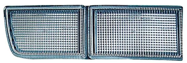 Blende Nebelscheinwerfer Stoßstange links TYC für VW Vento 1H 91-98 - Vorschau 1