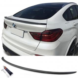 Echt Carbon Heckspoiler Sport Ausführung für BMW X4 F26 14-17