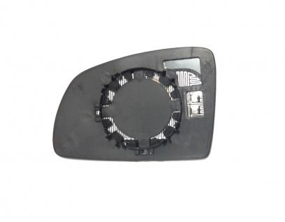 Aussen Spiegelglas rechts für Opel Meriva 03-10 - Vorschau